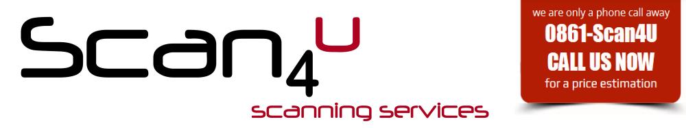 Scan4U Document Scanning Services Bureau